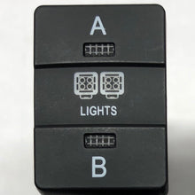 "Load image into Gallery viewer, ""A - B"" Light Switch - Toyota"