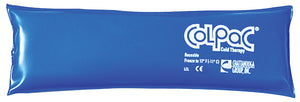 "ColPaC® Blue Vinyl Cold Pack - throat - 3"" x 11"""
