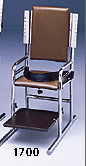 Adjustable Multi-use classroom chair for child