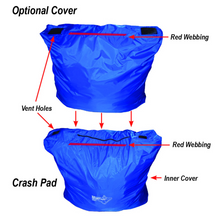 Load image into Gallery viewer, Skil Care Crash Pad Cover Info