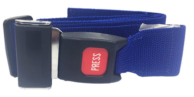 SkiL-Care™ Resident-Release Econo Seat Belt