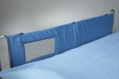 Thru-View Vinyl Bed Rail Pads - Standard Window