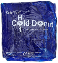 large relief pak cold n' hot Donut case of 10