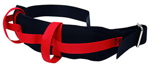 Transfer Belts with Adjustable Handles