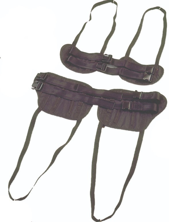 Heavy-Duty Pelvic Traction Set