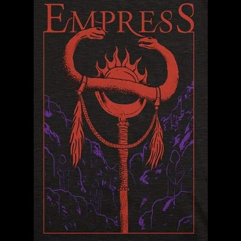 "EMPRESS - ""Snake Cult"" - Shirt"