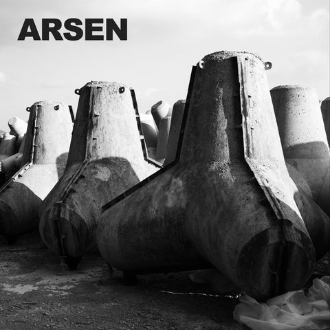 "ARSEN - ""ARSEN"" (12"") (incl. Patch & Downloadcode)"