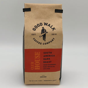 Clubhouse South America Dark Roast Coffee