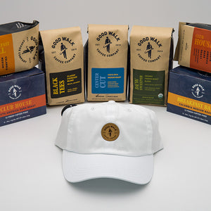 Cotton Hat & K Cup Gift Pack