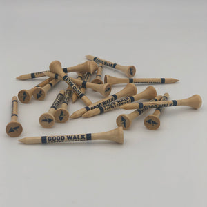 GWCC Natural Hardwood Tees