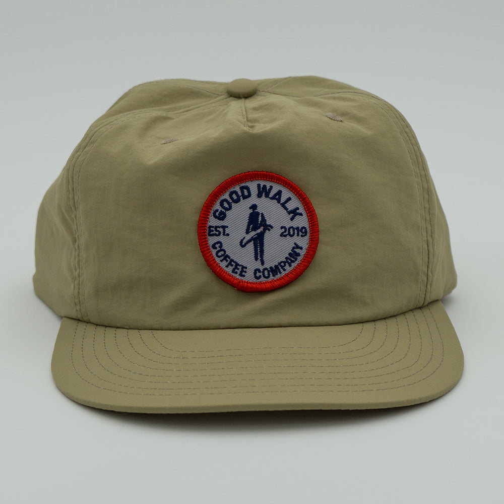 Surf & Turf 5 Panel Cap
