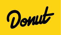 Donut Media Store mobile logo