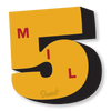 5 Million Subscriber Sticker