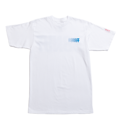Hold The Line T-Shirt  - White