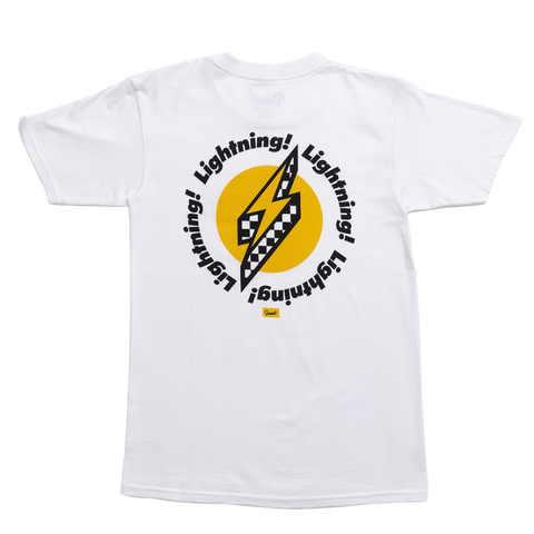 Moonlighting T-Shirt - White