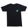 MOONLIGHTING T-SHIRT - BLACK