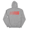 Hold The Line Hoodie - Heather Gray