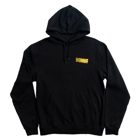 Hold The Line Hoodie - Black