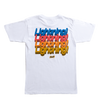 LIGHTNING LORD T-SHIRT - WHITE