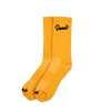Mo Powa Socks - Yellow