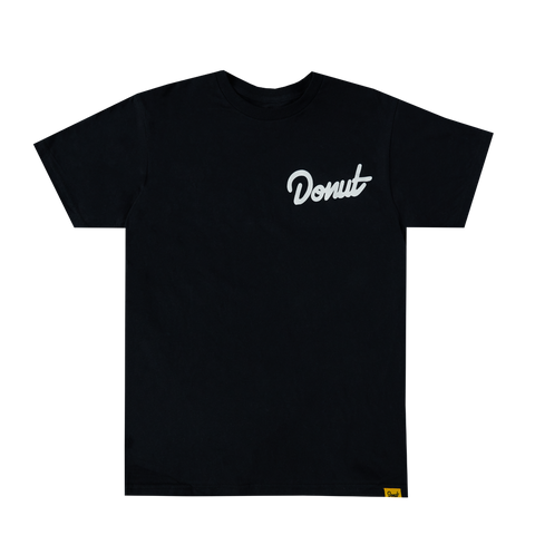 Donut T-Shirt - Black