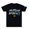 Mo Powa T-Shirt - Black