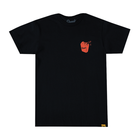 Oil Crisis T-Shirt - Black