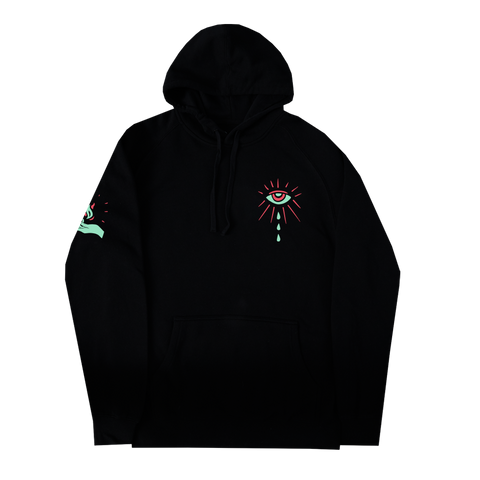 Pop Up & Down Headlights Hoodie