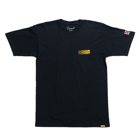 Hold The Line T-Shirt - Black
