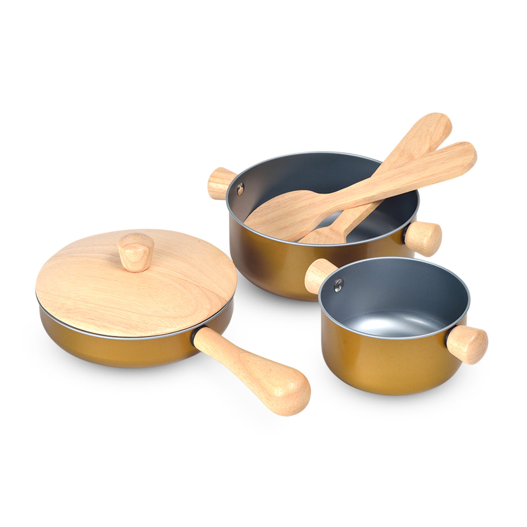 Kitchen Play - Cookware Set