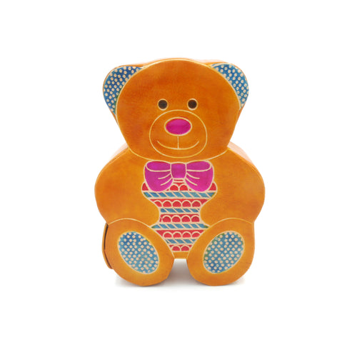 Money Box - Teddy Bear