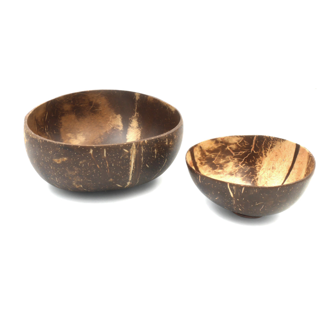 Coconut Bowl Set