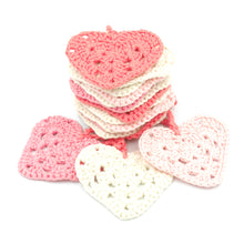 Load image into Gallery viewer, Crochet Garland - Hearts
