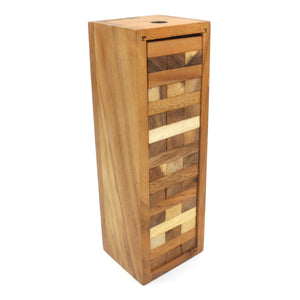 Wooden Stacking Game - Jenga