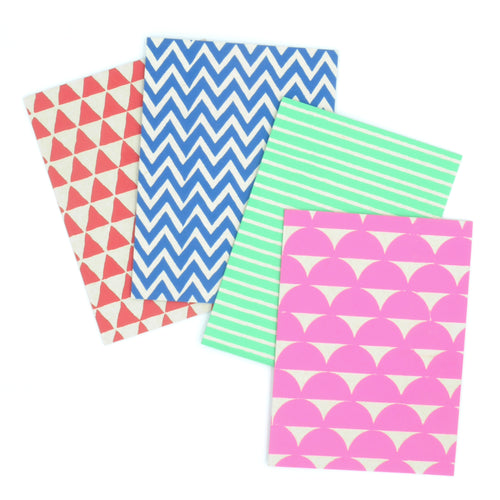 Greeting Card - Geometric Design