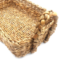 Load image into Gallery viewer, Large Woven Tray - Hogla Rope