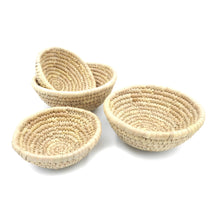 Load image into Gallery viewer, Woven Nesting Bowls - Set of 4