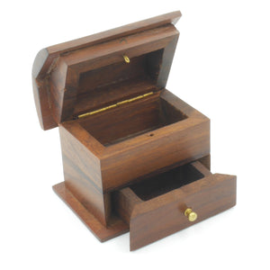 Wooden Keepsake Box - Mini Chest