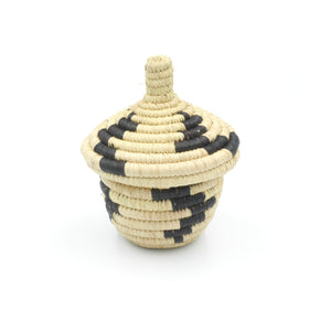 Mini Basket with Lid