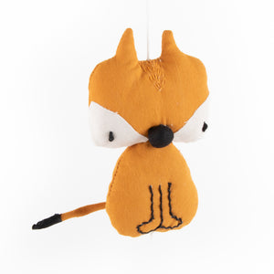Foxy Friends Wall Hanging