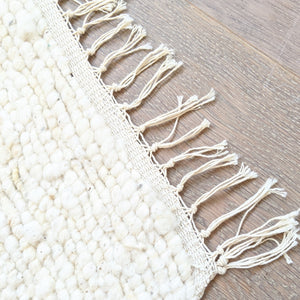 Woven Cotton Playmat