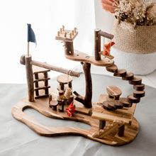 Load image into Gallery viewer, Tree House Playset - Large Complex
