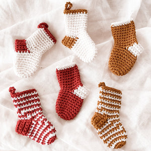 Christmas Stocking Decoration - Single