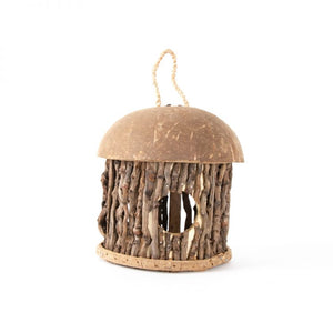 Coconut Bird House