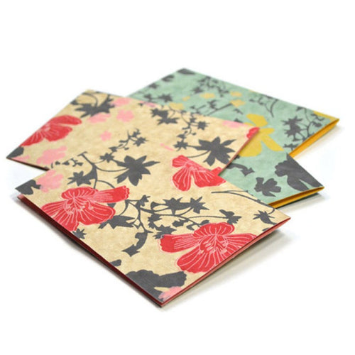 Greeting Card - Floral Designs
