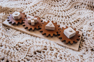 Gear Puzzle Play Set