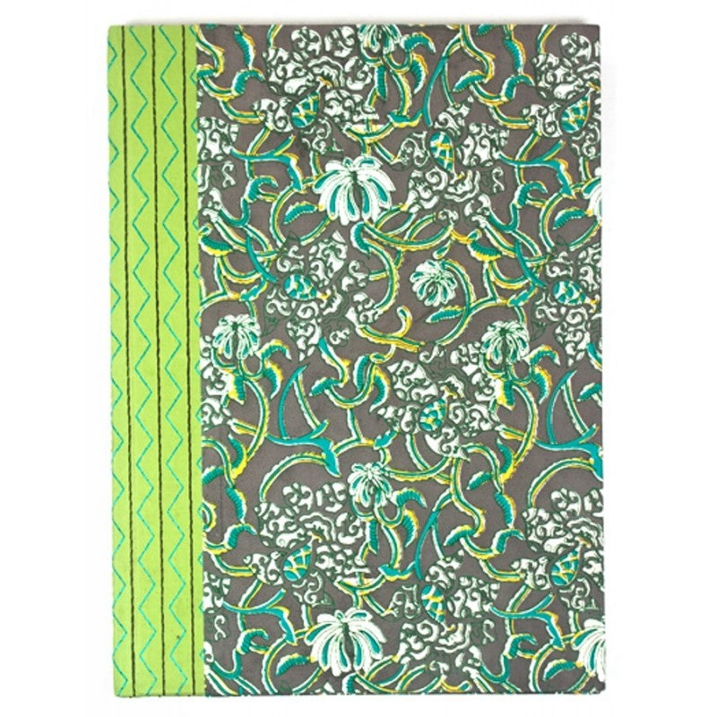 Large Journal - Floral Design