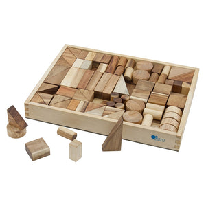 Wooden Blocks - Project Set