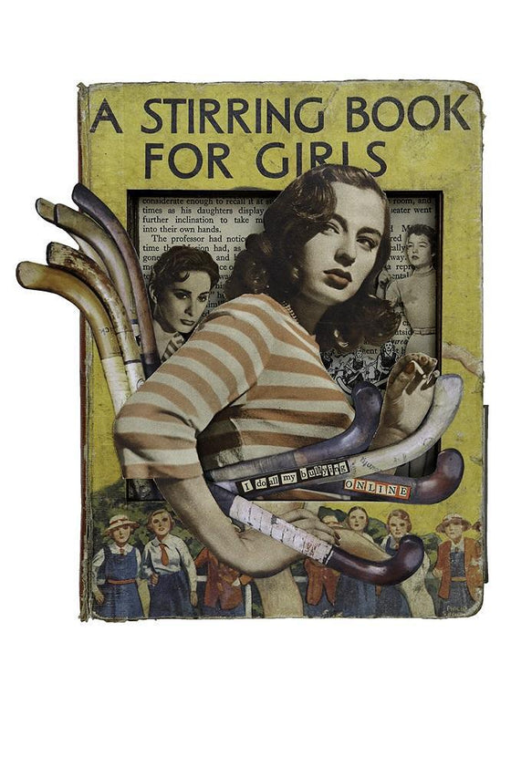 A Stirring Book for Girls Ed. of 50