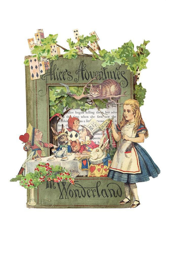 Alice's Adventures in Wonderland Ed.of 50
